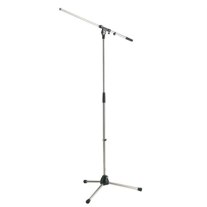 k m 210 2 pied de micro r glable en acier nickel microphone accessoire avis et prix pas. Black Bedroom Furniture Sets. Home Design Ideas