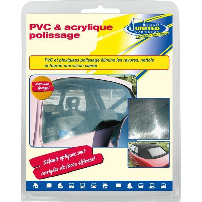 polissage vitres plexiglas pvc acrylique nettoyage voiture verre vitre achat vente coffret. Black Bedroom Furniture Sets. Home Design Ideas