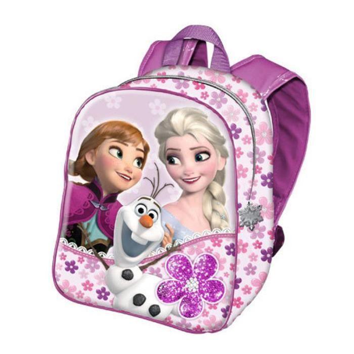 sac dos maternelle reine des neiges violet achat vente sac dos 8435376340757 cdiscount. Black Bedroom Furniture Sets. Home Design Ideas