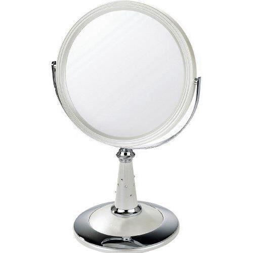 Danielle miroir sur pied avec finition uv et achat for Miroir danielle