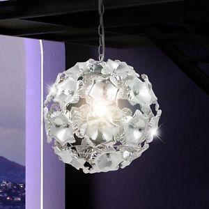 luminaire lustre lampe lampadaire d tails de suspe achat vente lustre et suspension. Black Bedroom Furniture Sets. Home Design Ideas