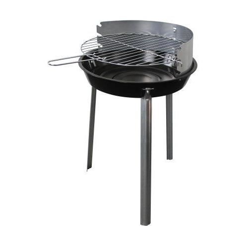 Enders 8275 dayton barbecue rond charbon rond achat - Barbecue rond charbon ...