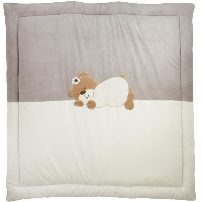 tapis de parc b b 100x100 cm gros dodo achat vente. Black Bedroom Furniture Sets. Home Design Ideas