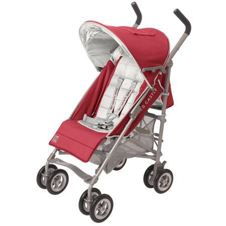 Poussette canne citylink 2 rouge gris perle achat vente poussette poussette canne citylink 6 - Poussette canne dossier inclinable ...