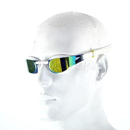Lunettes fs3 elite miroir blanc prix pas cher cdiscount for Lunettes piscine miroir