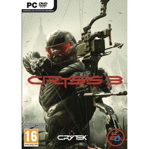 JEU PC Crysis 3 Jeu PC