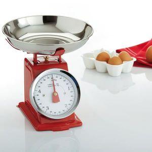 balance de cuisine rouge achat vente balance de cuisine rouge pas cher cdiscount. Black Bedroom Furniture Sets. Home Design Ideas