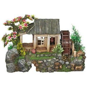 decoration aquarium maison achat vente decoration aquarium maison pas cher cdiscount. Black Bedroom Furniture Sets. Home Design Ideas