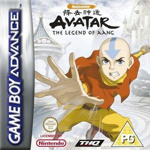 JEU GBA Avatar: The Legend of Aang (GBA) [Import anglais]