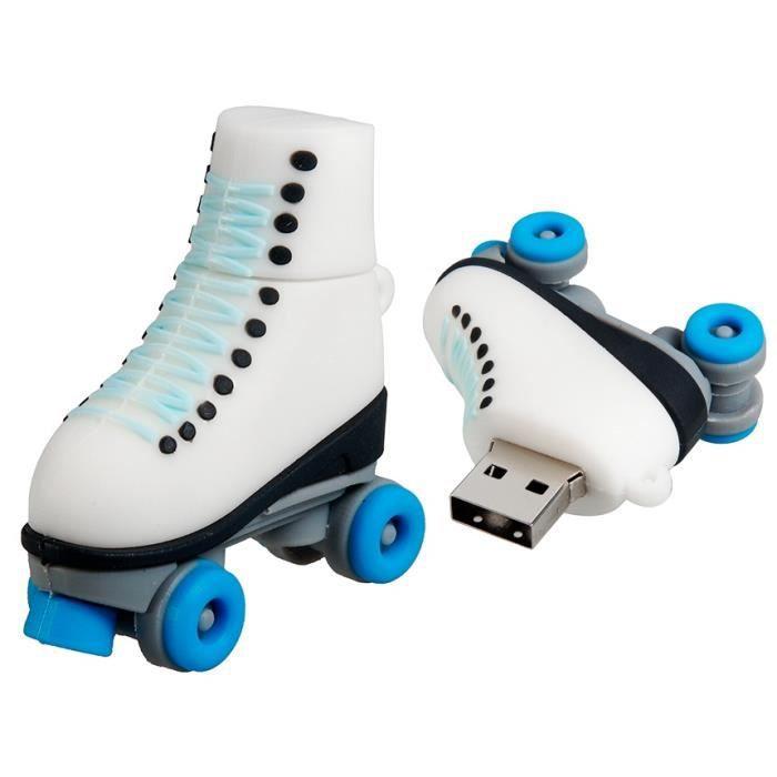 patins roulettes en forme de 8 go usb flash d prix pas cher cdiscount. Black Bedroom Furniture Sets. Home Design Ideas