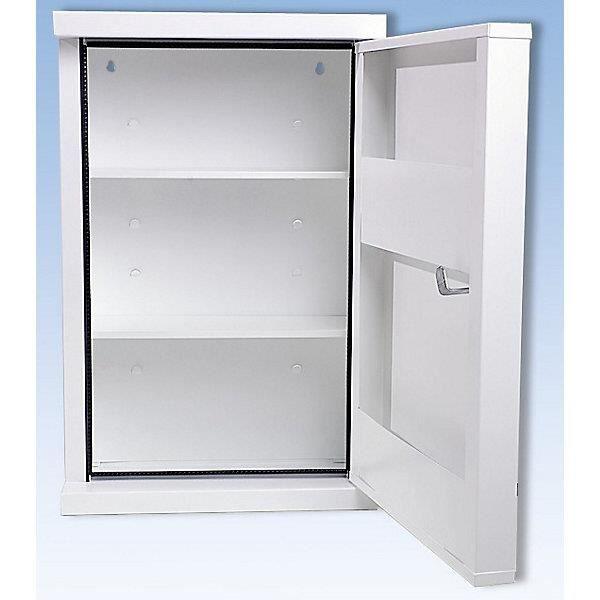 Armoire pharmacie conforme la norme din 13169 1 for Meuble porte verrouillable