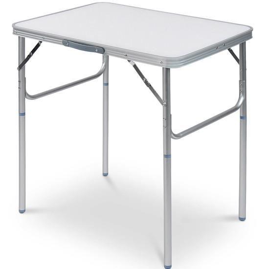 Table pliable en aluminium prix pas cher cdiscount - Table en aluminium ...