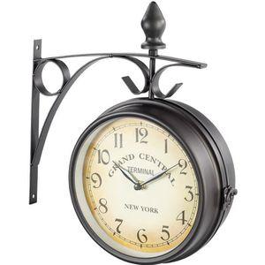 horloge d exterieur achat vente horloge d exterieur. Black Bedroom Furniture Sets. Home Design Ideas