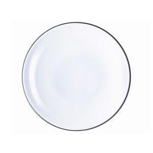 assiettes transparentes achat vente assiettes transparentes pas cher cdiscount. Black Bedroom Furniture Sets. Home Design Ideas