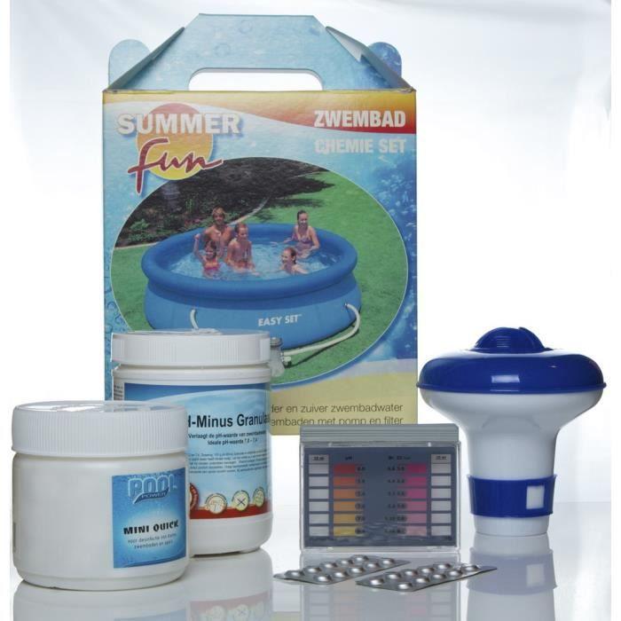 Nettoyeurs de piscine et produits chimiques kit de demarrage pour piscine achat vente robot for Nettoyeur de piscine