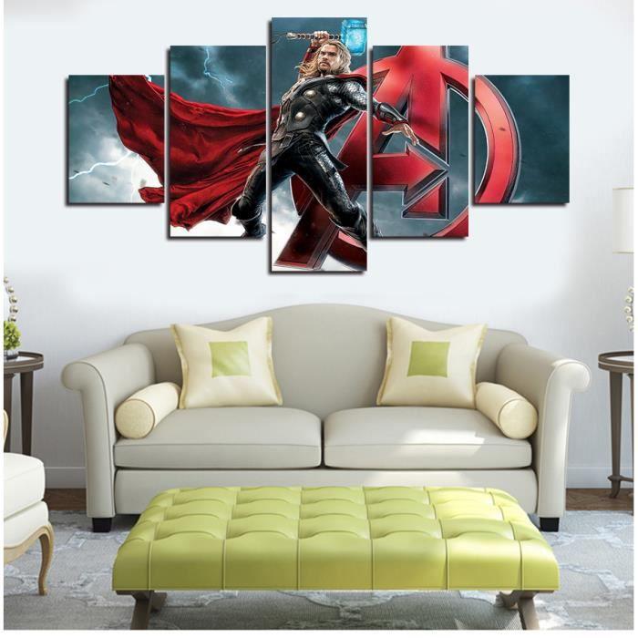 peinture affiche de film tableau peinture sur toile pour la d coration int rieure salon cadre. Black Bedroom Furniture Sets. Home Design Ideas