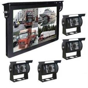 ECRAN LCD 19 POUCES 12V A 36V POUR CAMPING CAR Achat / Vente radar
