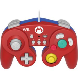 Manette de Jeu Mario Wii U