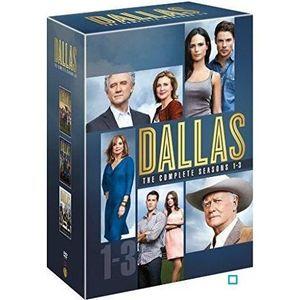 DVD SÉRIE DVD Dallas (2012) - Intégrale 3 saisons