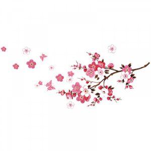 Stickers fleur de cerisier achat vente stickers fleur for Achat de fleurs