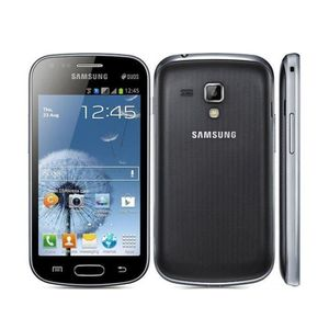 Téléphone portable Samsung Galaxy S Duos Noir