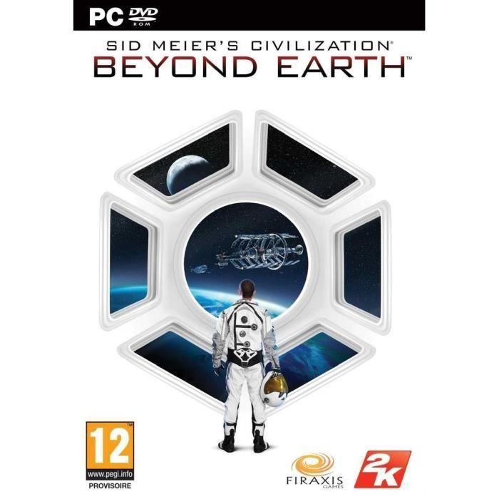 jeux pc video console civilization beyond earth jeu f