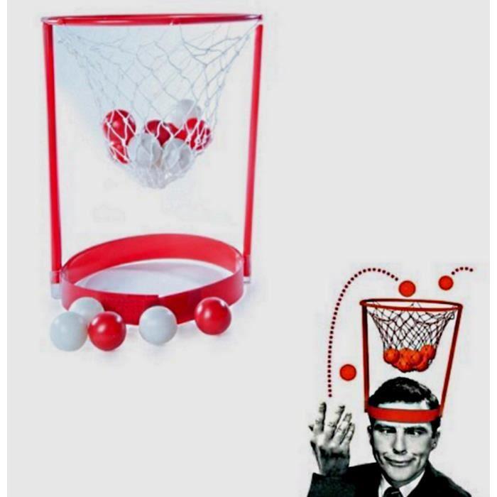 Panier de basket de tete ajustable 20 balles jeu achat vente kit de jon - Panier de basket cdiscount ...