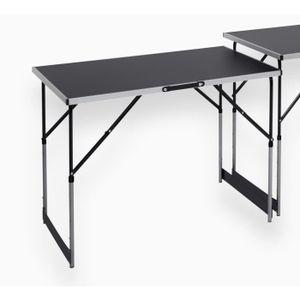 Table pliante reglable en hauteur achat vente table pliante reglable en hauteur pas cher - Table a tapisser professionnel ...