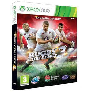 JEUX XBOX 360 Rugby Challenge 3 Jeu Xbox 360
