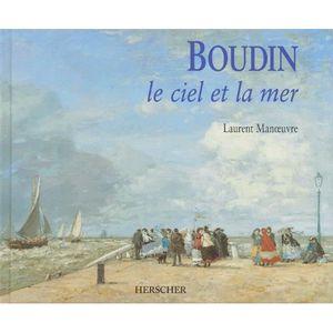 LIVRES BEAUX-ARTS Boudin