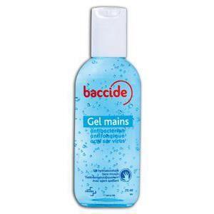 GEL - CRÈME DOUCHE COOPER Baccide Gel hydroalcoolique Mains Sans R…