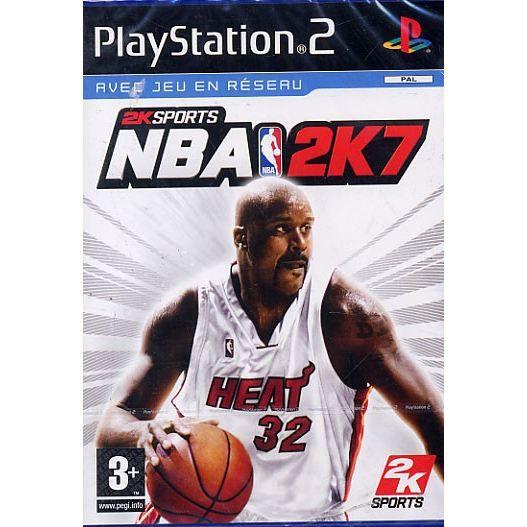 JEUX PS2 NBA 2K7 / PS2