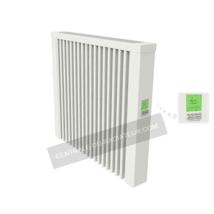radiateur inertie brique r fractaire 1000w achat vente radiateur panneau radiateur. Black Bedroom Furniture Sets. Home Design Ideas
