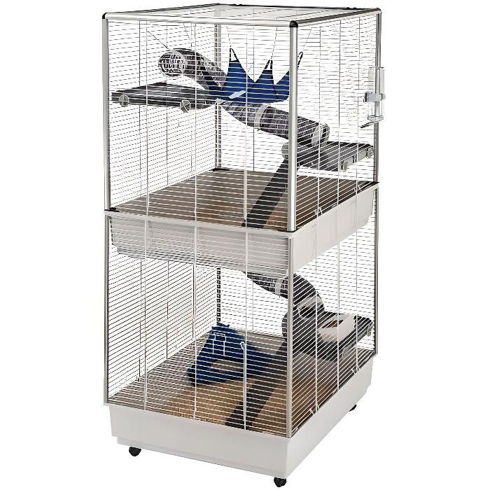 cage quip e pour furet rat ou chinchilla to achat. Black Bedroom Furniture Sets. Home Design Ideas