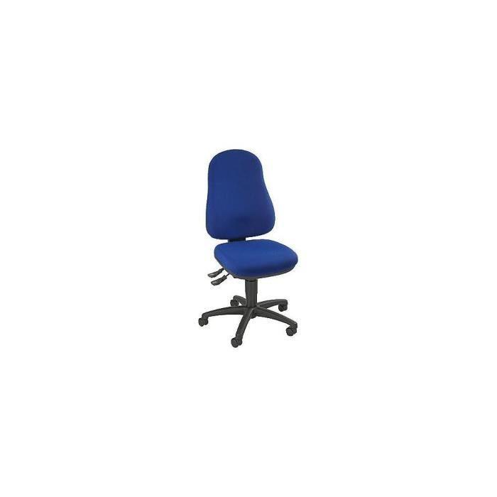 Chaise De Bureau Topstar 60 8160g26 Bleu Achat Vente