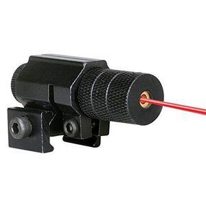 CORNE DE CHASSE 21mm tactique de chasse 650nm Mini Red Dot Sight L