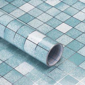 Papier peint pour salle de bain achat vente papier - Papier peint salle de bain pas cher ...