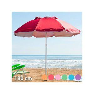 PARASOL Parasol Summer's Colour (180 cm) Rose -  -