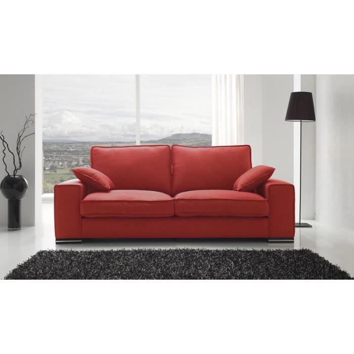 canap 2 places moscou achat vente canap sofa. Black Bedroom Furniture Sets. Home Design Ideas