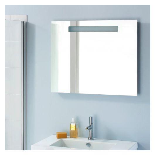 miroir salle de bain r tro clairage led reflet achat. Black Bedroom Furniture Sets. Home Design Ideas
