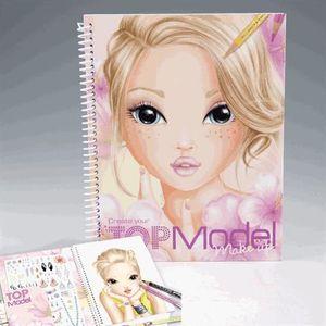 Livre styliste a dessiner achat vente jeux et jouets - Album de coloriage top model ...