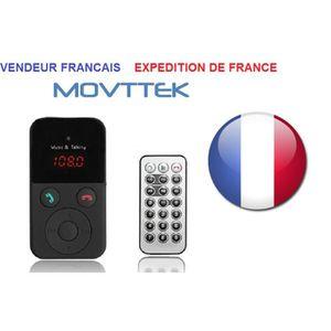 telephonie accessoires portable gsm le bluetooth kit main libre lf  movttek
