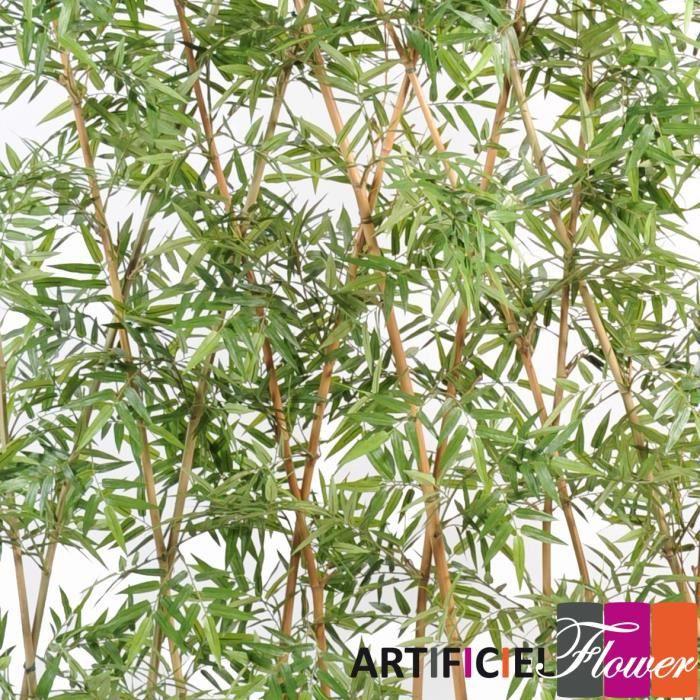 Haie bambou artificiel oriental 180cm achat vente - Haie bambou artificiel exterieur ...
