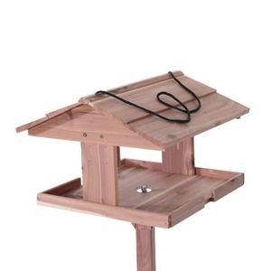 mangeoire oiseaux sur pied achat vente mangeoire oiseaux sur pied pas cher les soldes sur. Black Bedroom Furniture Sets. Home Design Ideas