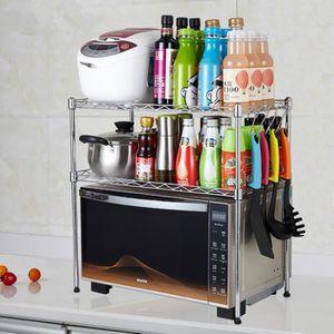 meuble cuisine avec rangement micro ondes achat vente meuble cuisine avec rangement micro. Black Bedroom Furniture Sets. Home Design Ideas