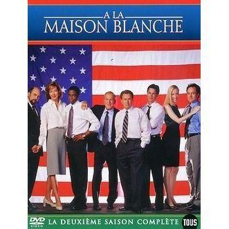 A la maison blanche saison 2 coffret 6 dvd en dvd s rie for A la maison blanche saison 6