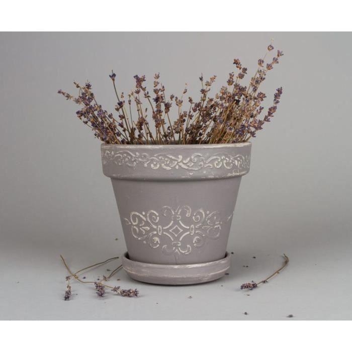 Pot de fleurs faite la main achat vente jardini re - Pots jardinieres soldes ...