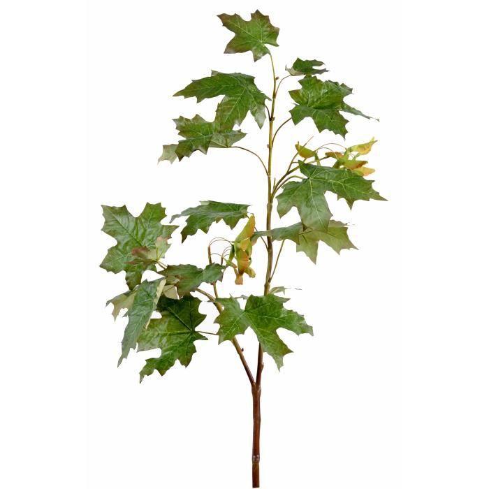 Branche artificielle d 39 rable 100cm achat vente fleur for Achat branche bois