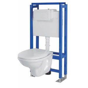 WC - TOILETTES ROCA Pack WC complet suspendu Aquart Lyra
