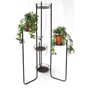 colonne pour plante. Black Bedroom Furniture Sets. Home Design Ideas